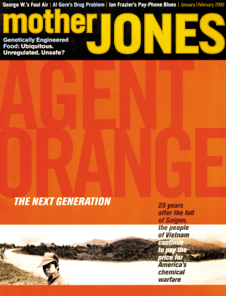 Mother Jones January/February 2000 Issue