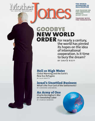 Mother Jones July/August 2003 Issue