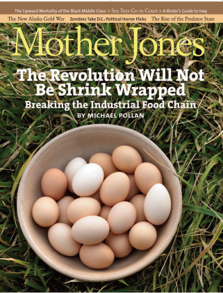 Mother Jones May/June 2006 Issue