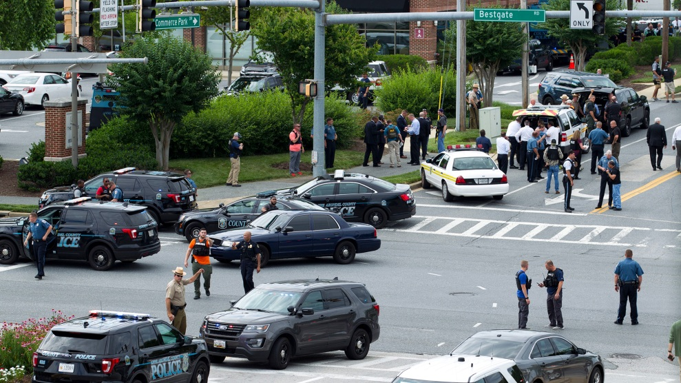 Capital Gazette shooting