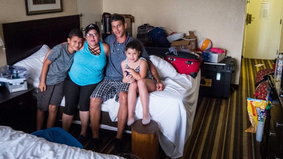 Crespo family