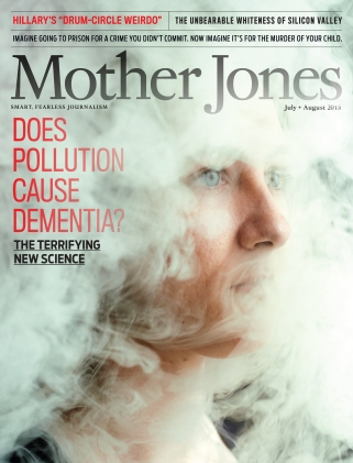 Mother Jones July/August 2015 Issue