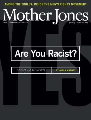 Mother Jones January/February 2015 Issue