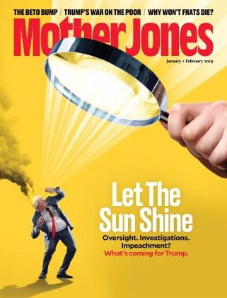 Mother Jones January/February 2019 Issue