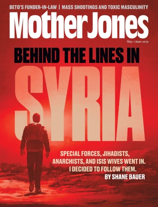Mother Jones May/June 2019 Issue