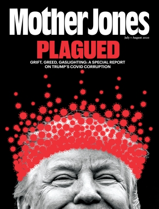 Mother Jones July/August 2020 Issue