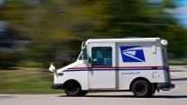 mail truck