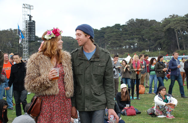 Outside Lands love