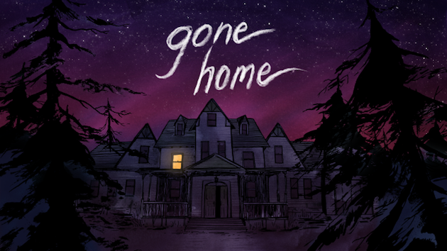 Still from Gone Home