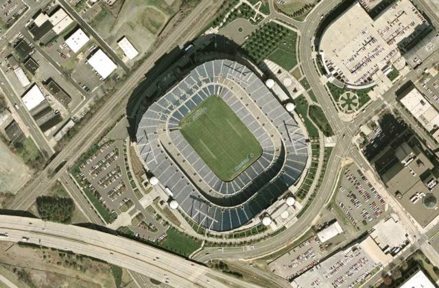 Bank of America Stadium Wiki