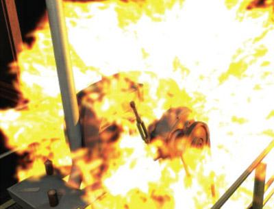 metal dust explosion OSHA