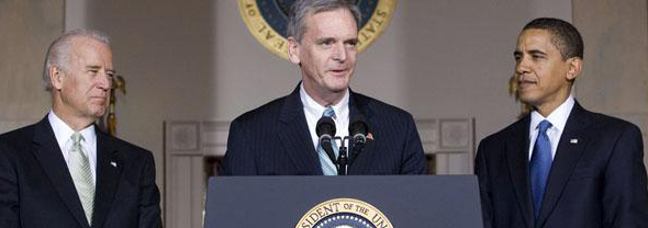 Judd Gregg - Commerce Secretary Nominee