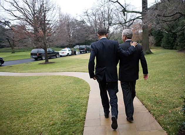 Photo from the Obama-Biden transition team via flickr. Used under a Creative Commons license.