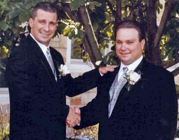 Patrick and Nick Revetta: Courtesy of Patrick Revetta