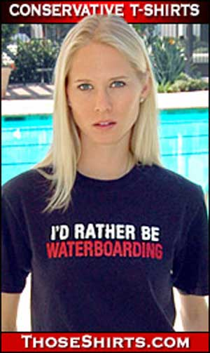rather be waterboarding