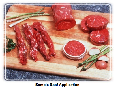 "It's what's for dinner: ""Sample Beef Application"": Ajinomoto Food Ingredients LLC"