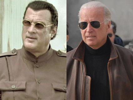 """Joe Biden will not return for """"Machete Kills.""""  flickr"""