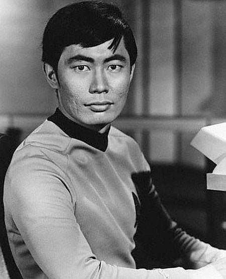 George Takei as Mr. Sulu NBC