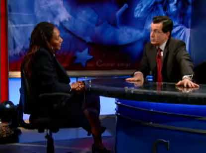 Debra Dickerson on Colbert