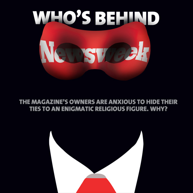 Who's Behind Newsweek