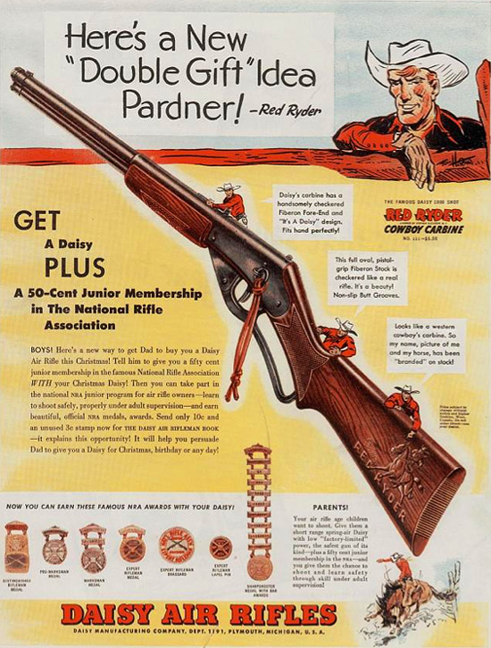red rider rifle