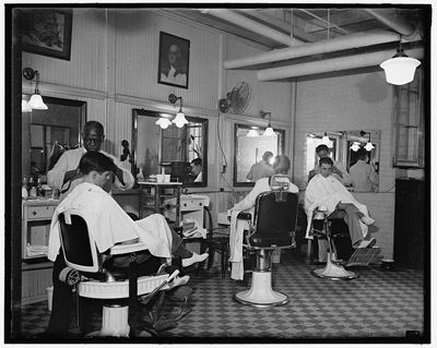 senate barber shop